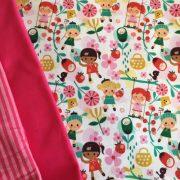 Stof Picknick - tricot