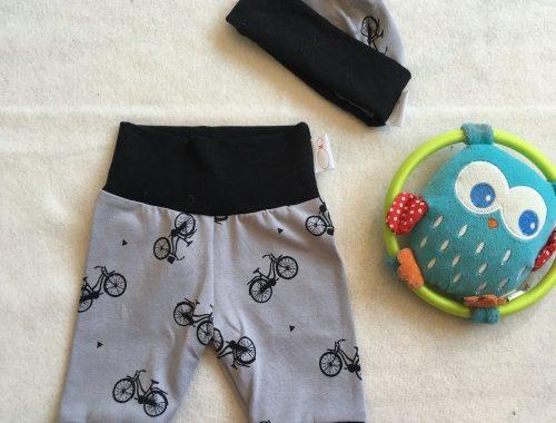 Babybroek fietsen