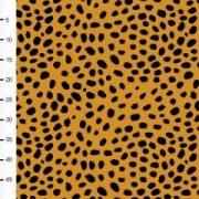 Stof Cheetah stippen