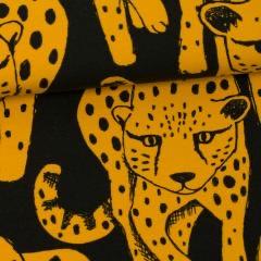 Stof Cheetah - tricot