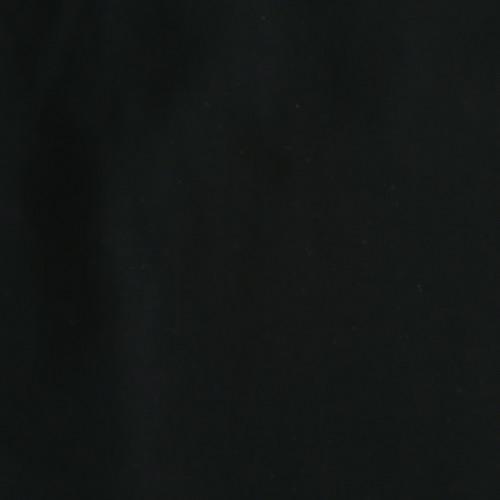 Stof mondkapje zwart